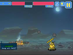 Meteoroid game