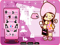 मुफ्त खेल खेलें Cheeky Honey-Boo Dress up