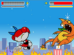 मुफ्त खेल खेलें All Monster Attack!