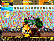 Monster Truck Zombies game