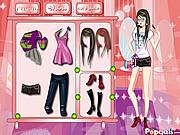 Glamorous Make-Up Girl game