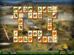 Gioca gratuitamente a Dinosaurs Life Mahjong