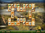 Dinosaurs Life Mahjong game