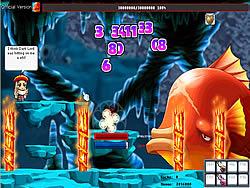Maple Story Pianus game