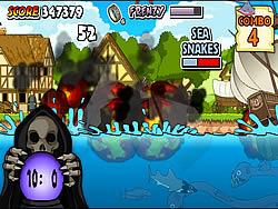 Играть бесплатно в игру Medieval Shark