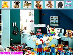 Spielen Sie das Gratis-Spiel  Kids Plush Toy Hidden Objects