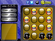 Naruto Memory Balls Game game