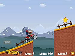 DownHill Stunts game