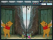 Winnie the Pooh Spot the Difference game