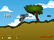 Play Batman Bike game