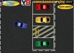 Hotel Parking Game game