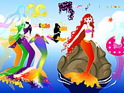 Mermaid Dress up game