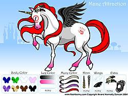 Gioca gratuitamente a Mane Attraction Pony Dress up