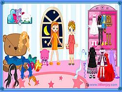 Sue Friend's Dress up game