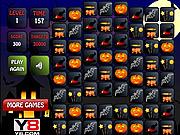 Halloween Match 3 game