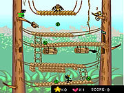 Monkey Menace game
