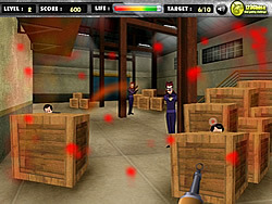 Shoot the Killers game