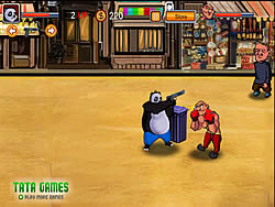 Super Panda Hero game
