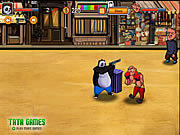 Super Panda Hero game
