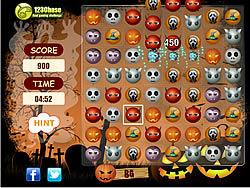 Halloween Spookies Match game