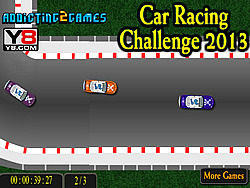 Car Racing Challange 2013 game