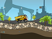 Play Rusty trucker Game
