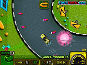 Spongebob Speed Car Racing game
