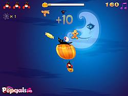 Halloween Fly High game