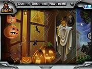 Juega al juego gratis Halloween - Hidden Objects