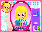 Play Extreme hair make over Game
