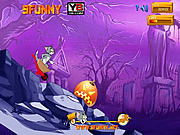 Tom and Jerry Downhill game