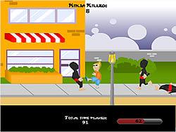 मुफ्त खेल खेलें Ninja Nightmare!