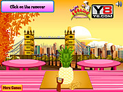 London Pineapple Ice Cream game