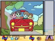 Play Family vacation pixel patch Game