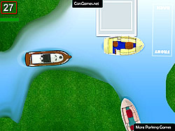 NYC Boat Parking game