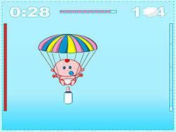 मुफ्त खेल खेलें Baby Chute