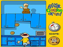 मुफ्त खेल खेलें Great Cookie