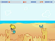 Play Powerpuff girls sand castle hassle Game