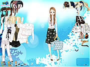 Play Cruise dress up Game