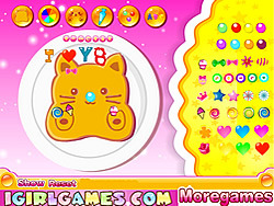 Animal Cookie Screamer game