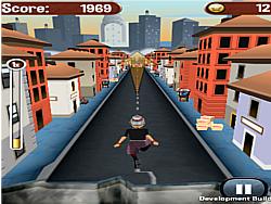 玩免费游戏 Angry Gran Run