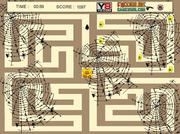 Play Halloween maze Game