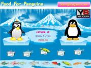 Play Food for penguins Game