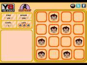 Chhota Bheem Memory Tiles game