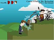 Conan obrien the barbarian