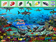 Underwater Fish Hidden Objects game