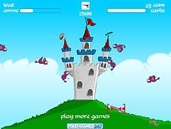 Spielen Sie das Gratis-Spiel  Crazy Castle