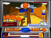Play Basketball rally Game