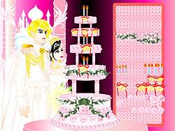Gioca gratuitamente a Design your Wedding Cake