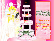 Design your wedding cake Spiele